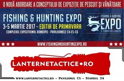 Fishing&Hunting Expo Bucuresti 2017